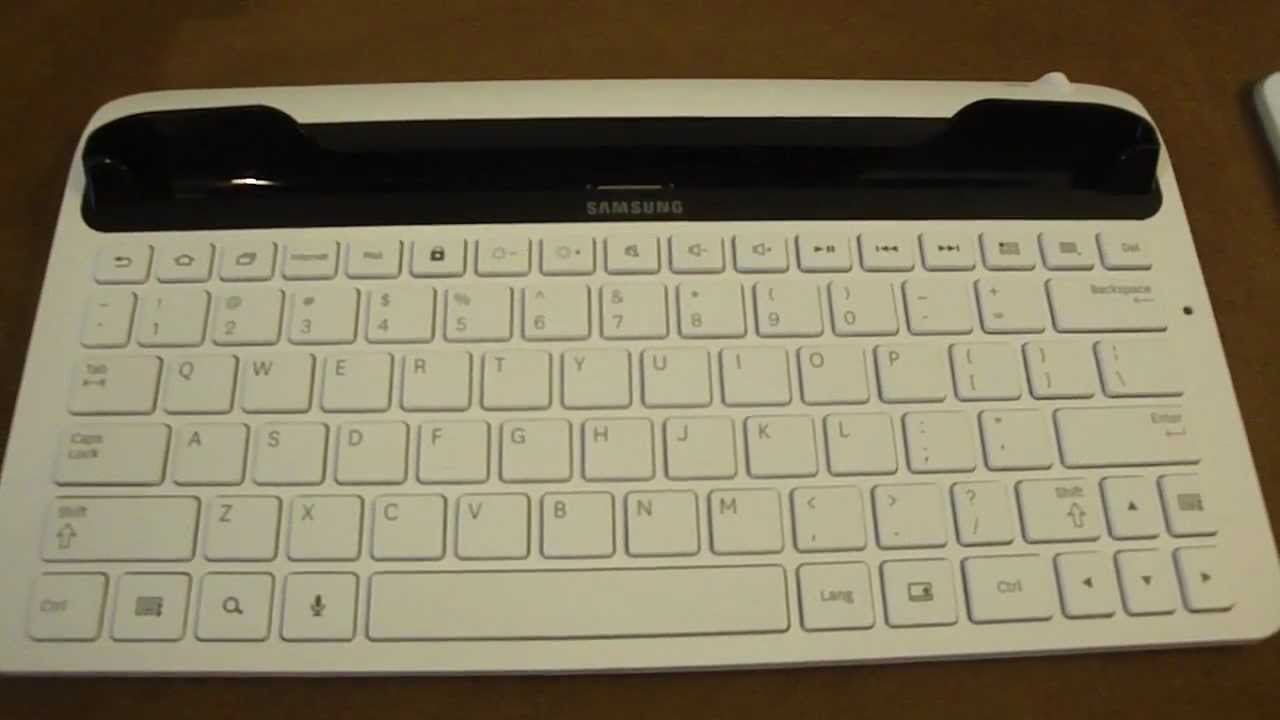 Samsung Galaxy Tab 4 10.1 Keyboard Samsung Galaxy Tab 10.1