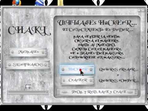 Software Hacker Con 200 Programas Hack y Crack + manuales [2012]