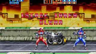 Eight Man Arcade Co op Playthrough