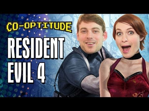 Resident Evil 4 Let's Play: Co-Optitude Ep 51