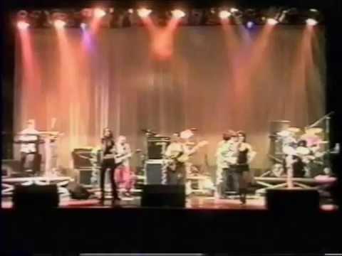 Raymundo Franca - Barômetro Cover Band - Garden Hall - Rock'n Roll All Nite   30 03 2002