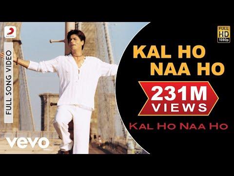 Kal Ho Naa Ho - Title Track Audio | Shahrukh Khan, Saif, Preity