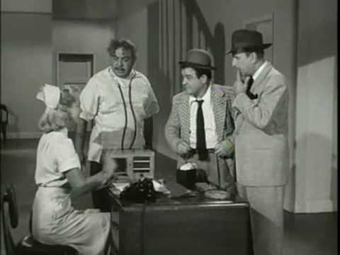 Abbott & Costello - Crazy House