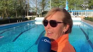 Ariën Prins van Wijngaarden Bad in Hasselt heeft primeur: als eerste zwembad vandaag open