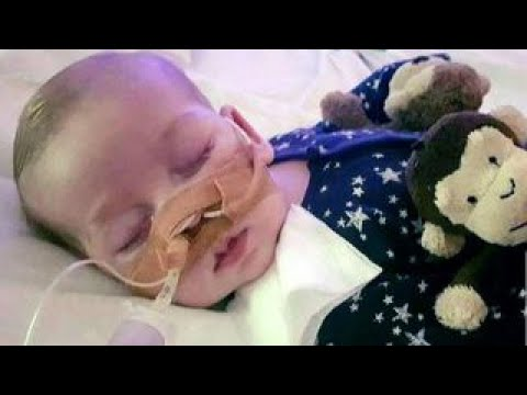 Rpt: Charlie Gard's parents end legal bid to bring son to US