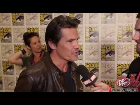After the Panel: Josh Brolin On the Response to Thanos at Comic-Con 2014