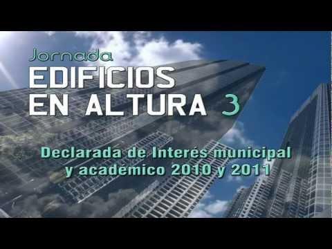 3era Jornada de Edificios en Altura