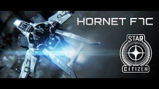 Star Citizen: Official Anvil Aerospace Hornet Commercial