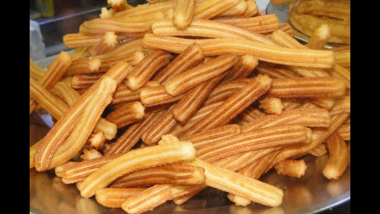 Хлебные палочки в сладкой глазури рецепт