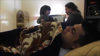 Lazy Husband | Punjabi Funny Video | Latest Sammy Naz