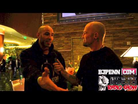 EXCLUSIVE  Ben Saunders on the hunt for Bellator gold