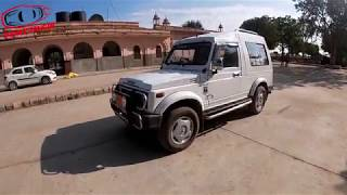 Maruti Suzuki Gypsy Diesel India | Modified Gypsy | Customized or Custom Made Gypsy India