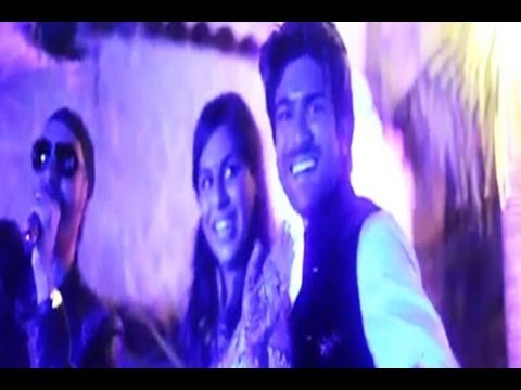 Chiru - Venkatesh - Allu Arjun Dance At Ram Charan Engagement video