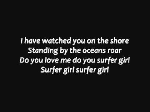 The Beach Boys-Surfer Girl