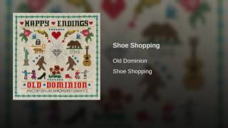 Old Dominion Shoe Shopping