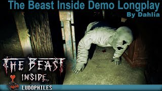 The Beast Inside Demo - Longplay / Full Playthrough / Walkthrough / (no commentary) #Horror