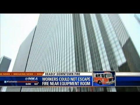 3 construction workers killed in Dallas skyscraper fire