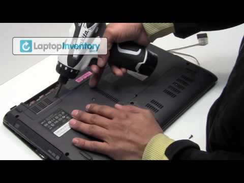Acer Aspire Laptop Repair Fix Disassembly Tutorial   Notebook Take Apart. Remove & Install