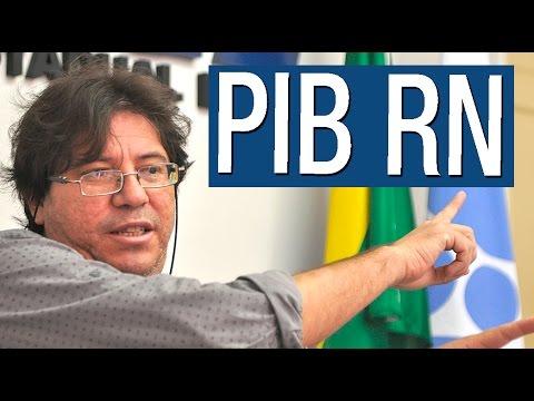 Chefe do IBGE RN fala sobre desempenho do PIB do Rio Grande do Norte