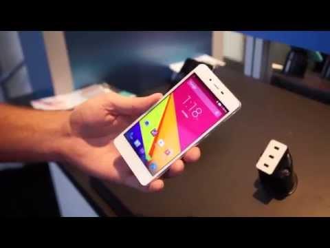 Hands-on: Blu Studio Energy