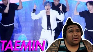 Taemin - Sexuality [MUSIC REACTION]