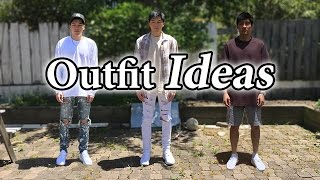 Outfit Ideas w/ Ultra Boost 3.0 (Triple White) Feat. H&M, I Love Ugly, MNML & More
