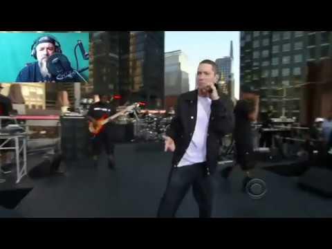 MBD Reacts - Jay-Z Ft. Eminem Renegade Live NY REACTION