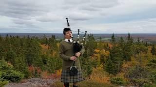 Coxheath Hills & a Piper - Celtic Colours 2018