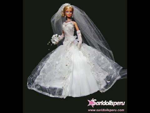Ropa para Barbies - SARIDOLLSPERU 2012