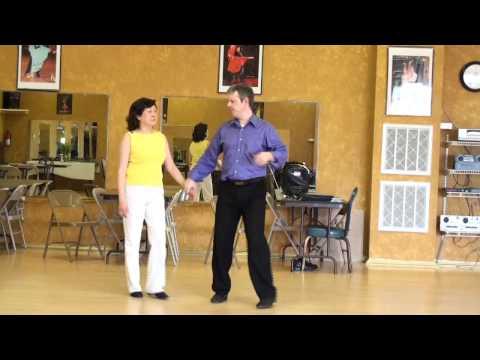 Tango Five Step