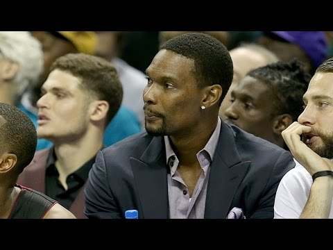 Miami Heat Could Force Chris Bosh Into Early Retirement