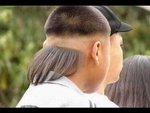 Подборка самых ужасных причесок/Worst Hairstyles Ever