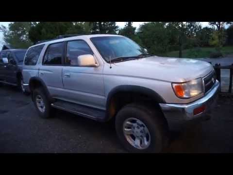 3rd Generation 4runner 1996-2002 buyers tips