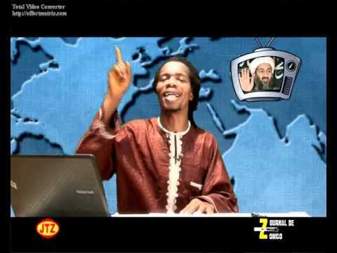 Emission JTZ numero 1 sur Africable Television