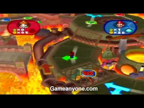Mario Party 7 Bowser's Enchanted Inferno Solo Cruise [