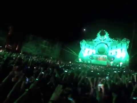 Dash Berlin Opening Show @ Dreamfields Festival Bali 2014 - HD