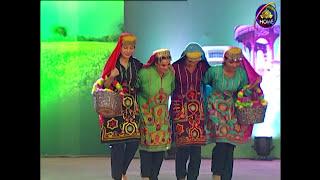 Cultural Dances of Pakistan, Medley of 7 Languages on 14 August Show, Culture of Pakistan