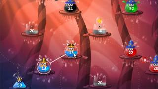 JellyGo! Walkthrough : Level 72 (3 Stars)
