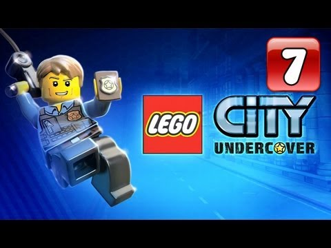 LEGO: City Undercover- Ch. 3: Go Directly to Jail - Part 7