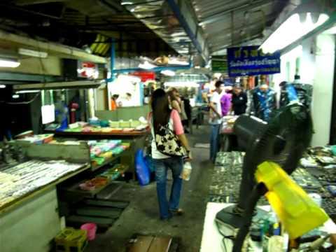 The Buddha Market, Bangkok