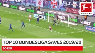 Top 10 Best Saves 201920 So Far - Neuer, Sommer amp Co.