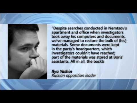 Putin's Secret War : Russian opposition to publish Nemtsov report on Russian troops in Ukraine