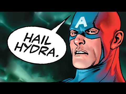 Капитан Америка стал Агентом Гидры?