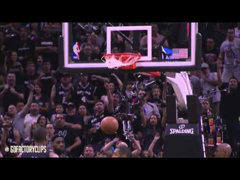 Patty Mills Full Highlights vs Heat 2014 Finals G5 - 17 Pts