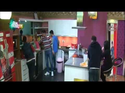 الطلاب في المطبخ 22 12 2014