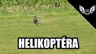 Letecký den Bystřice nad Olší 2017-Helikoptéra