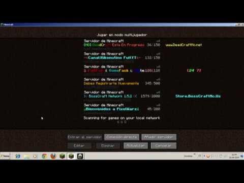 Como jugar a los juegos del Hambre en Minecraft 1.5.2