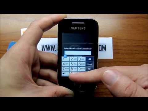 How To Unlock Samsung Galaxy Y S5360-S5369 By Unlock Code From UnlockLocks.COM