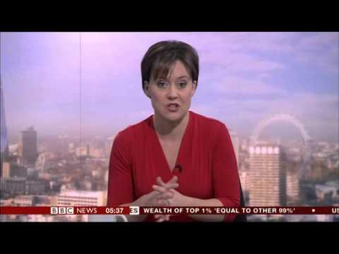 SALLY BUNDOCK:--: BBC 'WORLD BUSINESS REPORT' - 18 Jan. 2016 -