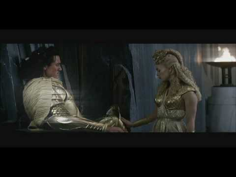 Clash of the Titans - Deleted Scene - Apollo & Athena